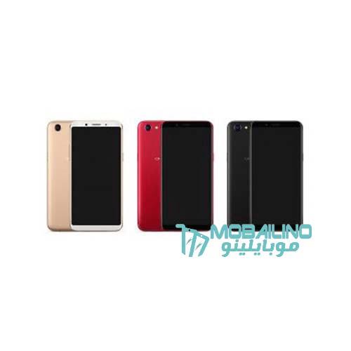 ألوان هاتف Oppo F5