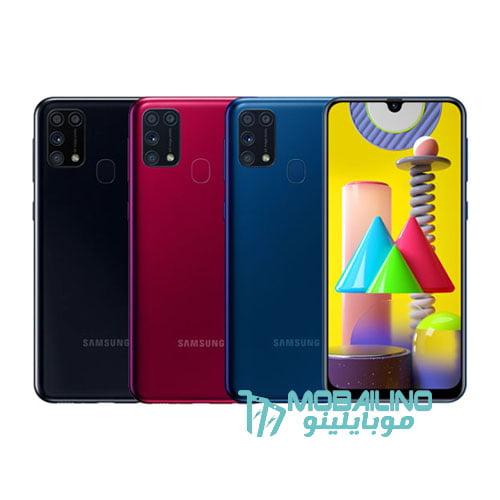 ألوان هاتف سامسونج جالاكسي M31