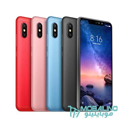 ألوات هاتف Xiaomi Redmi Note 6 Pro