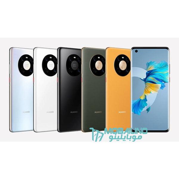 ألوان Huawei Mate 40E