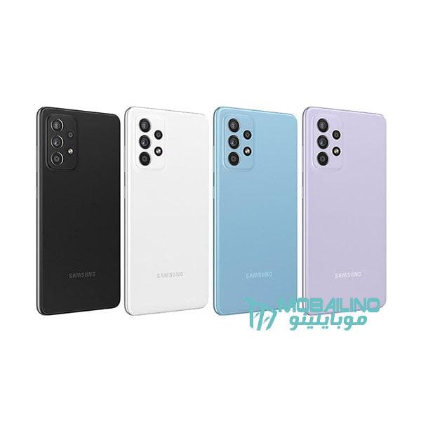 ألوان Samsung Galaxy A52
