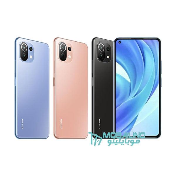 الوان Xiaomi Mi 11 Lite