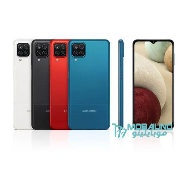 الوان Samsung Galaxy A12