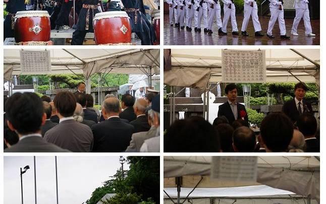 明治維新150年第65回「東郷平八郎(没後85年)」記念日式典参加報告