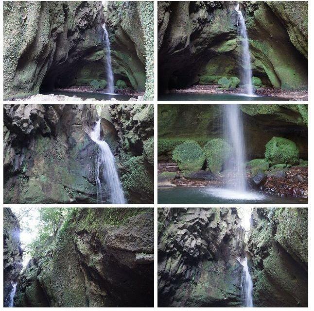 「西郷どん」大河ドラマロケ地の「長野滝」は不思議な感動多し