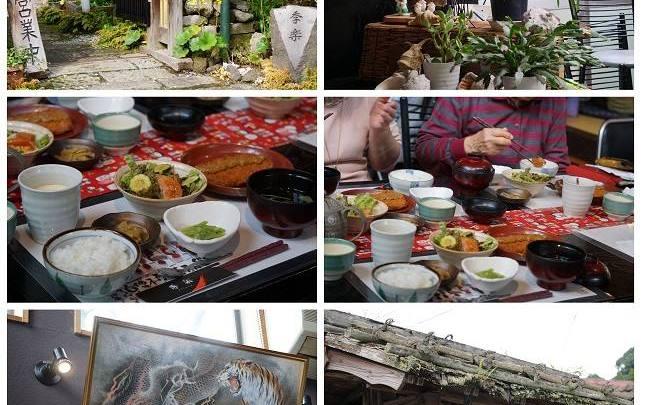 こだわりの日本料理が気軽に楽しめるお店「季楽」にて