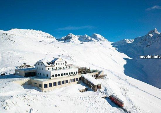 Berghotel Muottas Muragl
