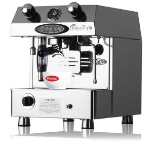 lpg coffee machine mobile catering