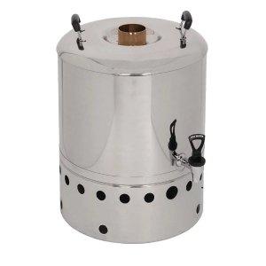 mobile catering water boiler lpg parry 27ltr