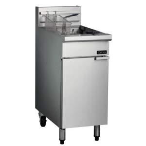 gas lpg fryer free standing commercial fryer