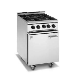 lpg gas oven catering equipment