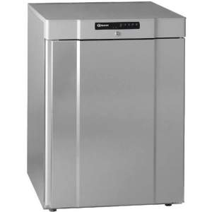 undercounter fridge stainless steel gram