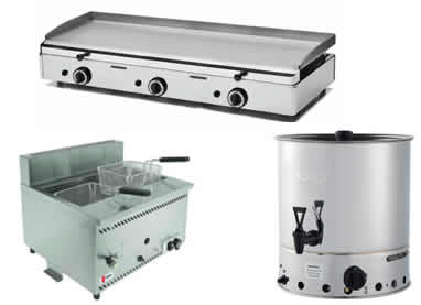 mobile catering equipment