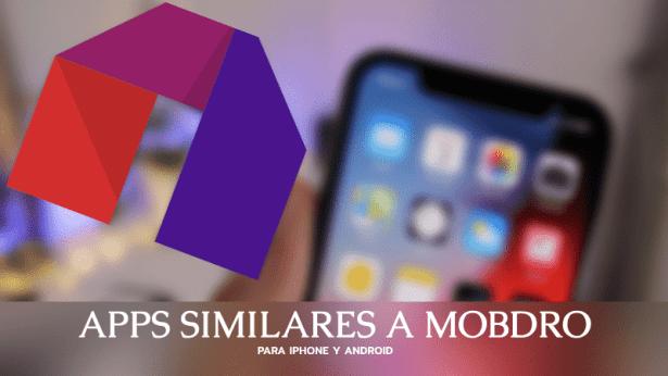 descargar apps similares a mobdro alternativas