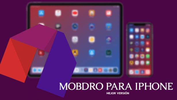 mobdro para iphone apk app 2019