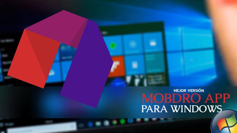 descargar mobdro para pc windows app 2019 gratis
