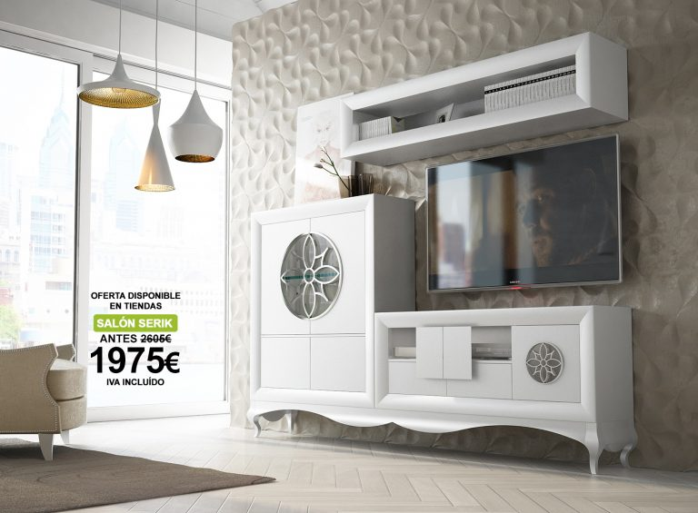 Oferta Franco Furniture: salón Serik
