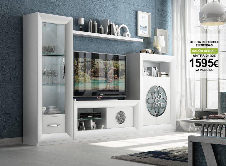 Oferta Franco Furniture: Salón Serik II