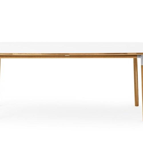 Form Table 200 x 95 cm spisebord spisebord fra Normann Copenhagen