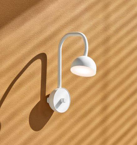 Vegglampe Blush fra Northern -