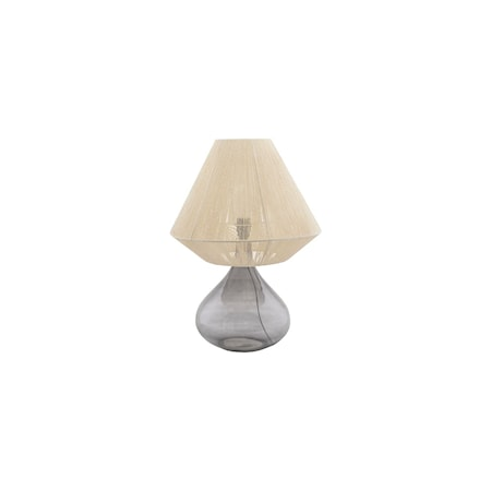 Lampeskjerm String Beige 32cm fra House Doctor