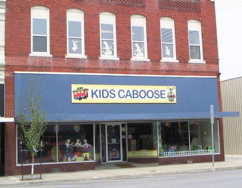 Kids Caboose