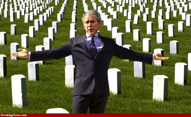 George-Bush-in-Cemetary-53503