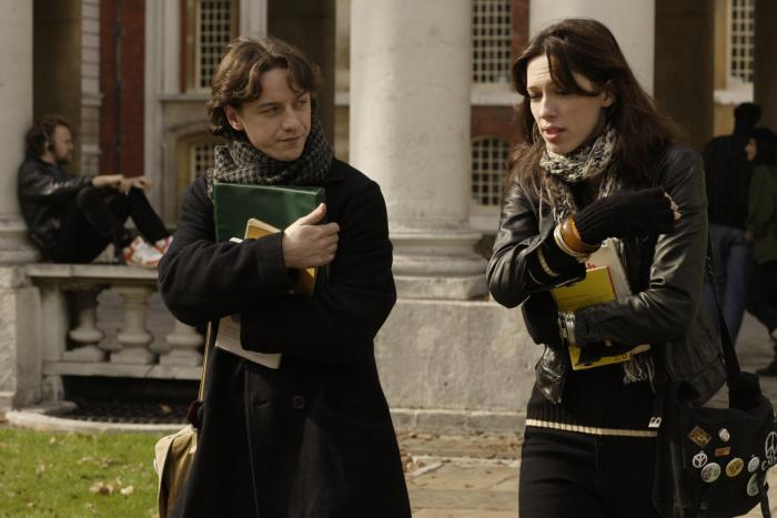 Rebecca Hall James McAvoy STARTER FOR TEN