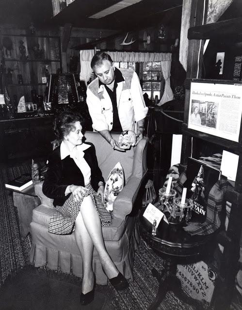 Ed & Lorraine Warren.