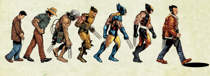 wolverine-evolution