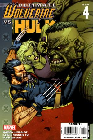 Ultimate Wolverine vs. Hulk Vol 1 #4