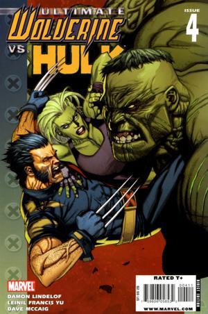 Ultimate Wolverine vs. Hulk Vol 1 #4