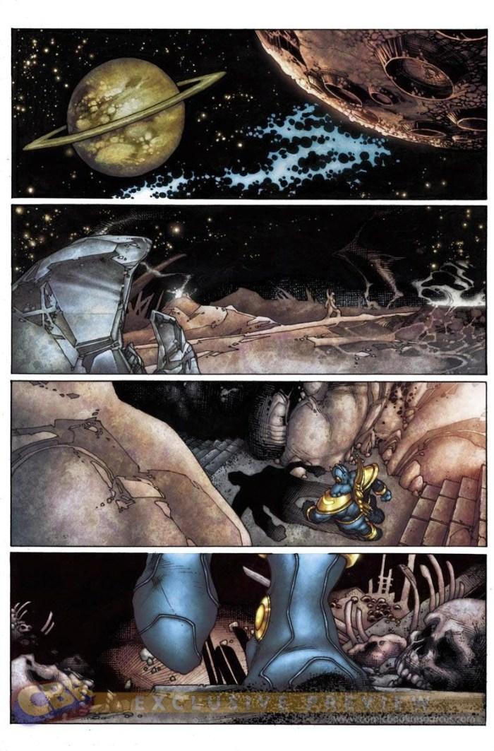 THANOS Rising_01 Avengers