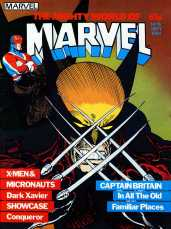 The Mighty World of Marvel #16