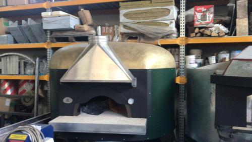 DEFRA APPROVED CRICCHETTO 120, WOOD FIRED PIZZA OVEN, ARTISAN ESPOSITO FORNI