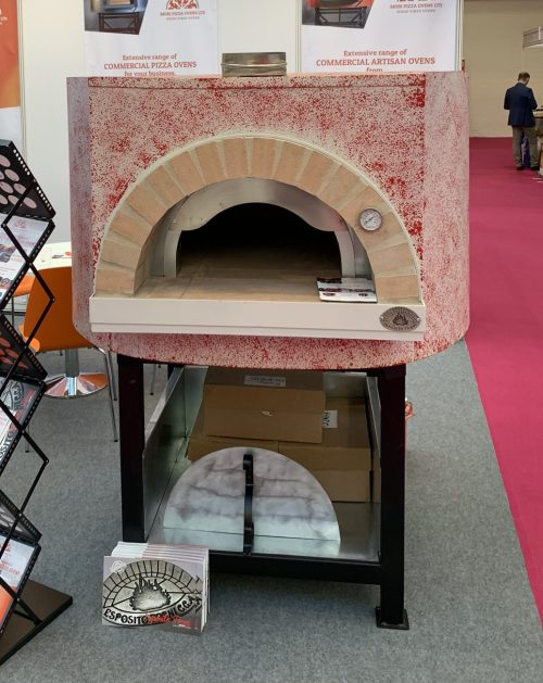 DEFRA APPROVED CRICCHETTO 100, WOOD FIRED PIZZA OVEN, ARTISAN ESPOSITO FORNI