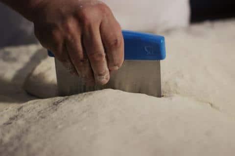 Gi metal Rigid Dough cutter