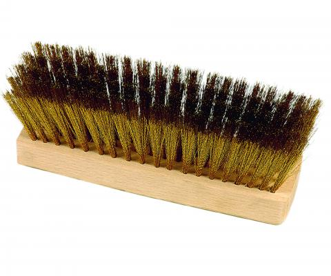 Gi metal Replacement brush with brass bristle , spare part for item AC-SP