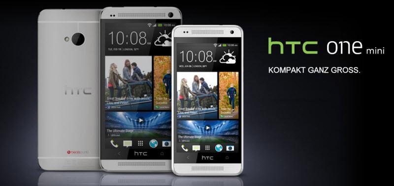 HTC One Mini Banner