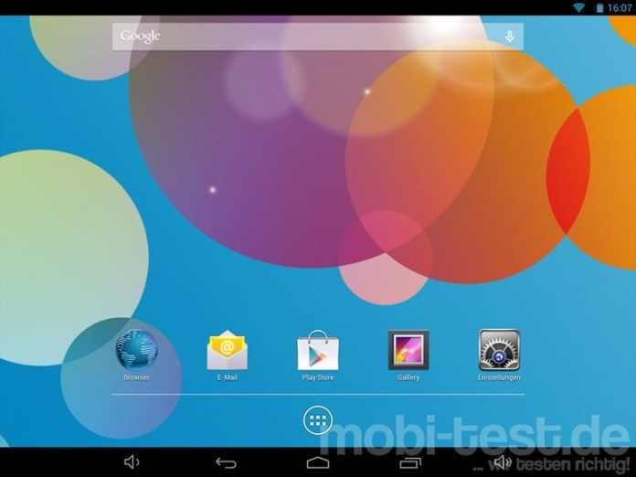 Blaupunkt Endeavour 1010 Screenshots (2)