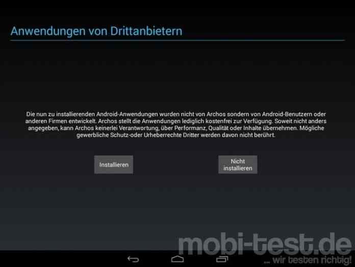 Archos Helium 80 4G Screenshots (1)