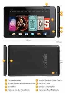 Kindle Fire HD 62