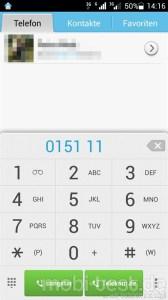 Huawei Ascend G750 Verbindungen (1)