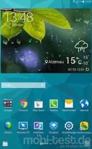 Samsung Galaxy Tab S 8.4 4G Screenshots (5)