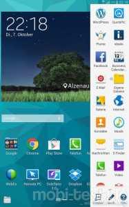 Samsung Galaxy Tab S 8.4 4G Screenshots (8)