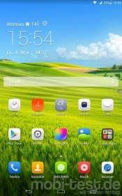 Huawei MediaPad M1 8.0 Screenshot