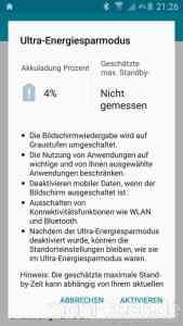 Samsung Galaxy Note 4 Akku (3)