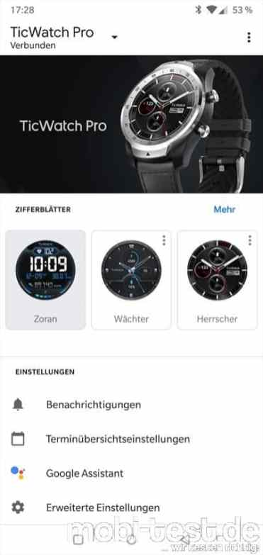 Mobvoi Ticwatch Pro Test App (19)
