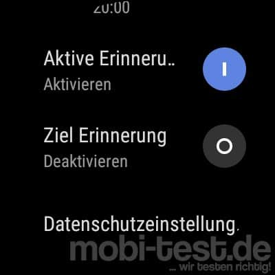 Mobvoi Ticwatch Pro Test Watchface (8)