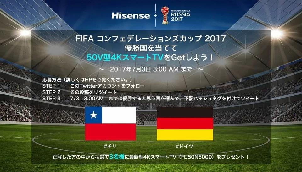 Hisense_confede2017_Campaign